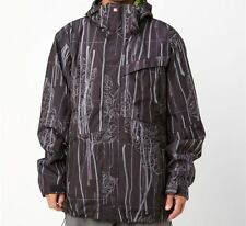 QUIKSILVER Men's RENEGADE Insulated Snow Jacket - BLK - XSmall - NWT