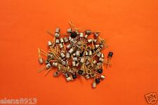 KP303J (KP303ZH)  = 2N3821  Transistor Silicon GOLD USSR  Lot of 10 pcs