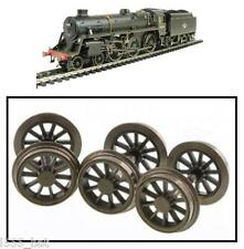 New Genuine Hornby Spares X9991W Tender Wheels Set For Standard Class 4 75000