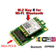 M2MP1 (M.2 NGFF to Mini PCI-E (PCIe+USB) Adapter) PCI Express Card Adapter