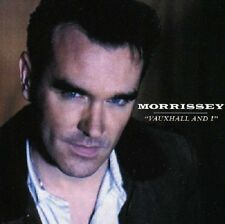 Morrissey Vauxhall And I CD NEW SEALED The More You Ignore Me, The Closer I Get+