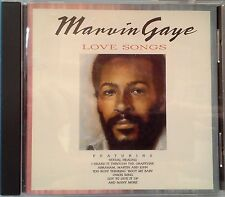 Marvin Gaye - Love Songs (Telstar) (CD 1990)