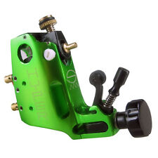 Top Aluminium CNC Rotary Tattoo Machine Gun Stigma Hyper V3 Shader Liner Green
