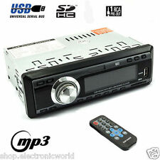 AUTORADIO STEREO PER AUTO RADIO FM AUDIO MP3 INGRESSO SD USB TELECOMANDO WIFI
