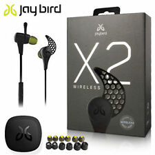 Jaybird X2 Bluetooth In-Ear Headphones, Waterproof. Brand New & Sealed UK Seller
