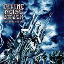 DIVINE NOISE ATTACK Creating The End CD ( o297a ) 162500