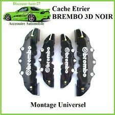 Caches Etriers Brembo Universel 3D NOIR Tuning MAZDA MX5