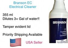 Branson EC Electronic Cleaner Ultrasonic Cleaner 355 ML