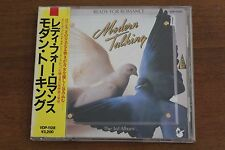 Modern Talking - Ready For Romance 1986 JAPAN CD VDP-1128 OBI