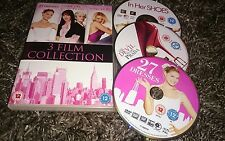 Couture Collection - 27 Dresses/The Devil Wears Prada/In Her Shoes (DVD, 2008, …