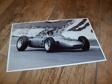 Photo / Photograph  Dan Gurney PORSCHE Grand Prix de France 1962 //