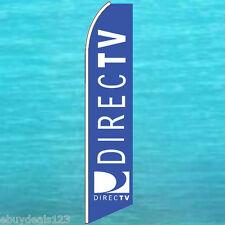 DIRECTV Direc TV FLUTTER FEATHER FLAG Advertising Sign Swooper Banner 25-1932