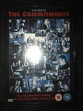 The Commitments Dvd Robert Arkins Brand New & Factory Sealed