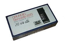 Grundig Stenorette 2070 Dittafono Dispositivo Manuale 53