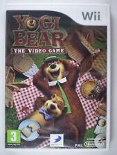 Yogi Bear The Video Game - Wii Game