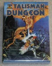 TALISMAN DUNGEON 2nd Edition New Sealed Shrink! GW Talisman Game Expansion