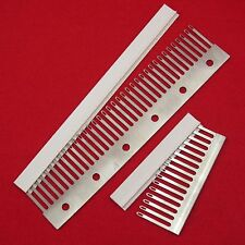 5.0mm 16 36 Deckerkämme- transfer comb deckercombs knitting machine Pfaff Passap