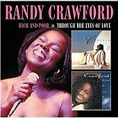 Randy Crawford - Rich and Poor/Through the Eyes of Love (2 CDS Deluxe Ed) NEW