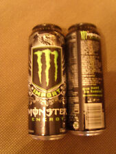 Energy drink, monstruos, importación estados unidos 550ml * Full * 1 can