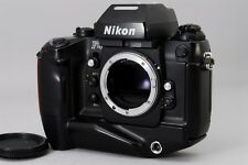 [NEAR MINT!!]Nikon F4 35mm SLR Film Camera Body Only Late Model From Japan
