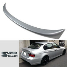 Painted 06-11 325i 335i M3 BMW E90 SPOILER 4DR TRUNK OE TYPE 3-SERIES