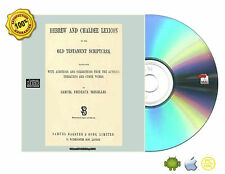 Hebrew and chaldee Lexicon to the old testament Scripture by Gesenius eBook CD