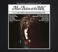 M BOLAN at the BBC : RADIO SESSIONS & BROADCASTS : 1967-1977, 6 CD BOX (SEALED)