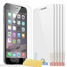 "6 NEW BRAND GENUINE SCREEN PROTECTORS PROTECT FOR APPLE IPHONE 6 (4.7"")"