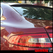 Fits Jaguar XF 2009-2015 Rear Roof Spoiler / Window Wing by SpoilerKing (284R)