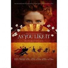 As You Like It (DVD, 2013)