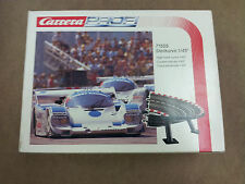 ^ Carrera Pro F1 Slot Car Tracks High-bank 45 degree curve #71555 Original box