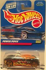 "MIP! 1998 Hot Wheels Collector #869 ""POWER PIPES"" with Saw-Blade wheels  10D"