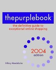 The Purple Book Hillary Mendelsohn pb online shopping