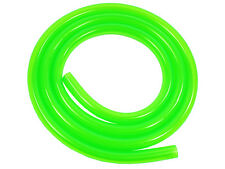 XSPC HighFlex Water Cooling Tubing Hose 16/11mm ID 7/16 OD 5/8 Green/UV Green 2m
