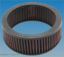 Harley Davidson S&S Reusable Air Filter Element for Super E and G Carbs (499242)
