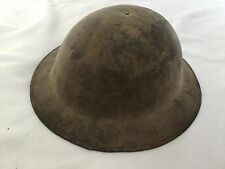 *NO RESERVE* WW1 World War One US Army Named Doughboy Helmet + Photograph, etc.