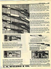 1957 ADVERT Daisy Air Rifle BB Gun Annie Oakley Smoke Frountier Scout Golden
