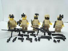 (no.5-542) custom LEGO navy seal  swat police lego gun army weapons for LEGO