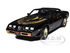 "1980 PONTIAC TRANS AM TURBO 4.9L ""SMOKEY AND THE BANDIT 2"" 1/18 GREENLIGHT 12829"
