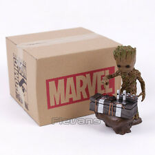 GUARDIANS OF THE GALAXY 2 - BABY GROOT SCENE FIGURE 18cm