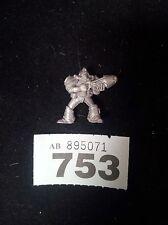 Warhammer 40K Rogue Trader Era Metal Death Eagle Space Marine With Plasma RW 753