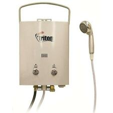 NEW Camp Chef HWDS Triton Hot Water Heater Portable Outdoor Camping Travel