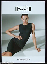 WOLFORD BILBAO DRESS BLACK SIZE XS, UK 6-8, USA 2-4, New in box