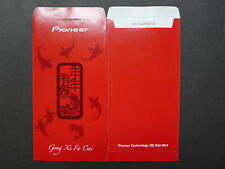 ANG POW RED PACKET -  PIONEER  (2 PCS)