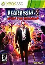 Dead Rising 2 OFF THE RECORD XBOX 360 NEW! ZOMBIES, WALKING DEAD ACTION CLASSIC!