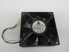 DELTA AFB0812SH80x25mm 4500 RPM PWM FAN, 4PIN PWM