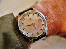 TISSOT VISODATE SEASTAR AUTOMATIC very good quality vintage Swiss watch (784-1)