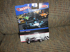 Hot Wheels Izod Indy  car #37-black