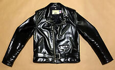 Schott NYC Perfecto 618HH Horsehide Made in USA Motorcycle Leather Jacket US40
