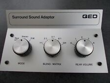 QED Quadraphonic Synthasiser surround sound synthesizer adapter BNIB rare